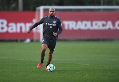 Sistema defensivo do Inter terá reforço no duelo contra o Santos