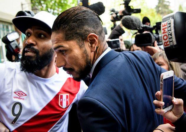 Advogados de Paolo Guerrero ingressam com novo pedido de nulidade em tribunal da Suíça