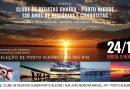 Bate-papo sobre o Guaíba ocorrerá em clube náutico no próximo sábado em Porto Alegre