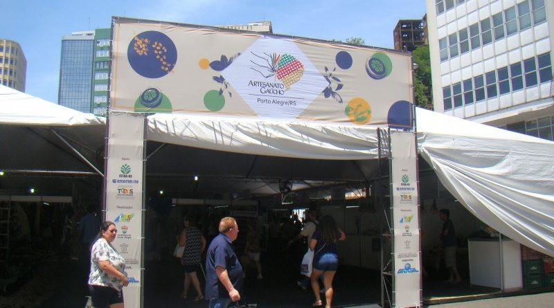Feira da Agricultura Familiar se inicia em Porto Alegre