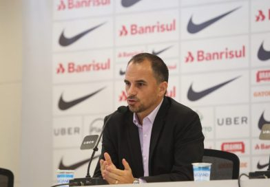 Diretor de futebol do Inter fala em criatividade e boa relação com clubes, para trazer reforços para próxima temporada