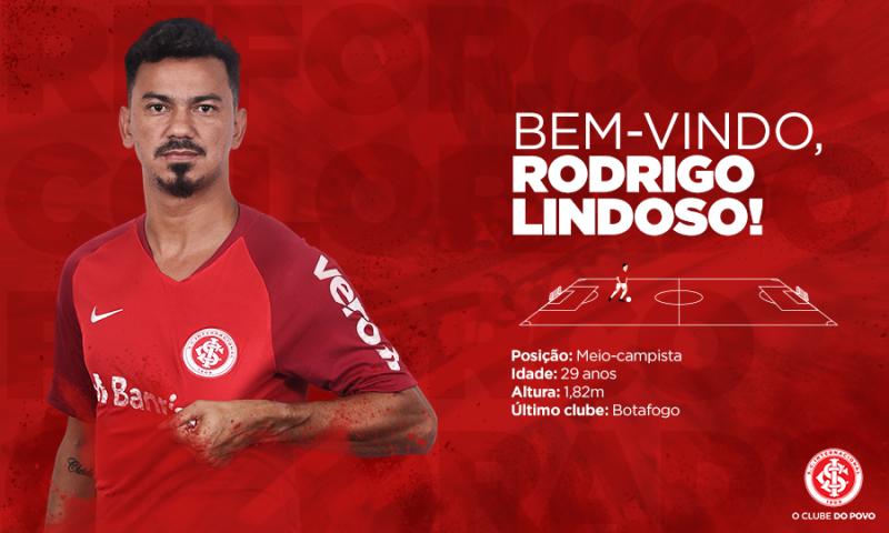 28b4104e46 Inter anuncia a contratação de Rodrigo Lindoso