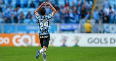543c13b808 Grêmio inicia conversas e vê otimismo na permanência de Juninho Capixaba