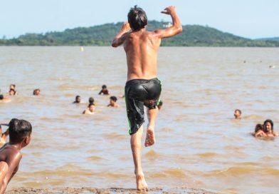 Praias do Lami e Belém Novo estão liberadas para banho em Porto Alegre