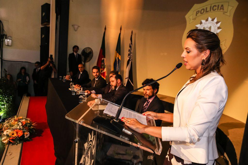 6697bb71f8 A primeira mulher à frente da Polícia Civil gaúcha garante uma maior  integração no combate ao crime