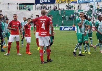 Inter e Nico López são denunciados pelo TJD-RS por confusões contra o Juventude