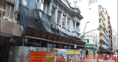 Lojistas reclamam da queda nas vendas devido bloqueio. (Foto: Foto: Maria Ana Krack/PMPA)