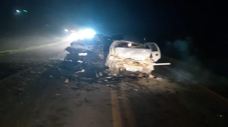 Seis pessoas morrem em acidente na BR – 386, em Soledade, no primeiro dia do feriado