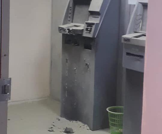 Agência bancária é atacada por explosivos em Saldanha Marinho, norte do Rio Grande do Sul