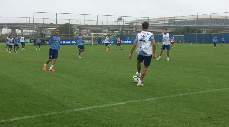 Baixa de Matheus Henrique abre incógnita no time do Grêmio para encarar o Galo