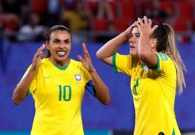 Jogos desta quinta definem próximo adversário do Brasil na Copa feminina
