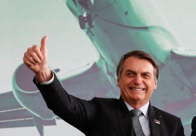 """""""Eu amo o Nordeste"""", diz Bolsonaro em evento na Bahia"""