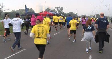 Corrida da Boa Causa quer divulgar importância da doação de órgãos