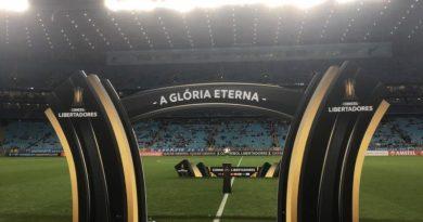 Libertadores: Grêmio e Palmeiras abrem disputa das quartas de final na Arena