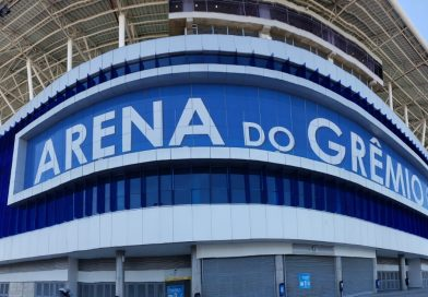 Venda de ingressos para Grêmio e Flamengo na Arena abrem hoje à tarde