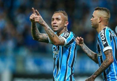 Grêmio encaminha renovação com Everton até 2023