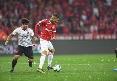 Internacional perde em casa e Athletico-PR é campeão da Copa do Brasil 2019