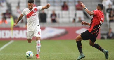 Inter descarta negociação de lateral Heitor, alvo do Sport