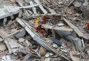 Sobe o número de mortes no desabamento de prédio em Fortaleza