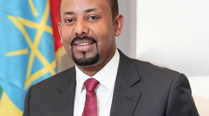 Primeiro-ministro da Etiópia ganha Nobel da Paz 2019