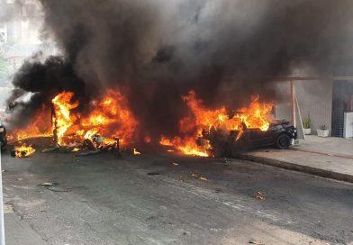 Avião cai em bairro residencial e três pessoas morrem em Belo Horizonte