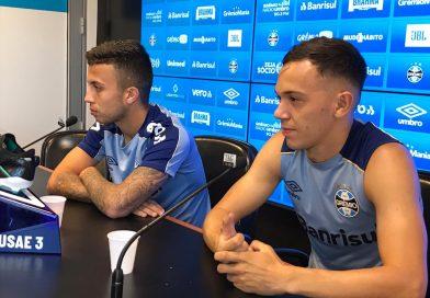 Joias do Grêmio falam sobre ascensão no profissional e projetam futuro para 2020