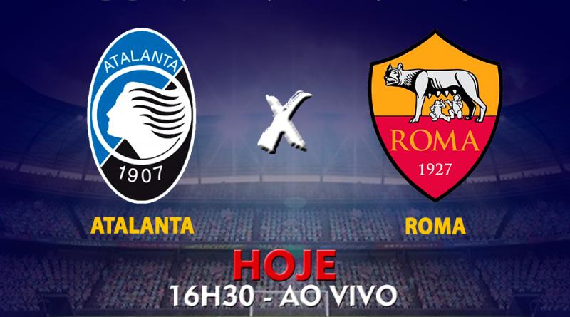 TV Pampa transmite ao vivo Atalanta x Roma às 16h30 deste sábado (15) pelo Campeonato Italiano