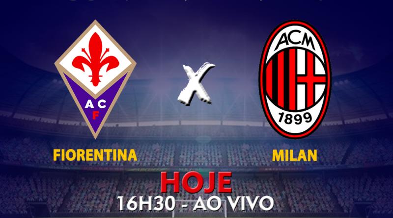 TV Pampa transmite ao vivo Fiorentina x Milan às 16h30 deste sábado (22)