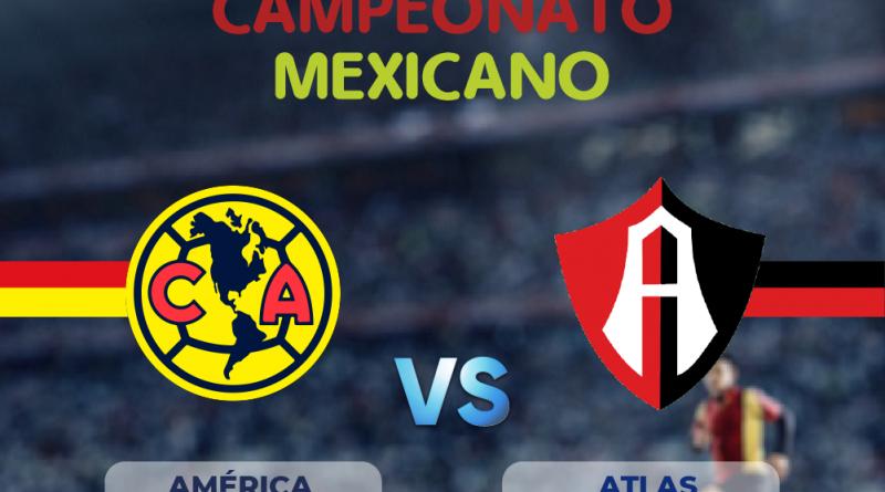 TV Pampa transmite América do México x Atlas às 16h deste sábado (22) pelo Campeonato Mexicano