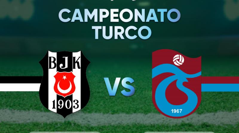 TV Pampa transmite ao vivo Besiktas x Trabzonspor às 13h45 deste sábado (22) pelo Campeonato Turco