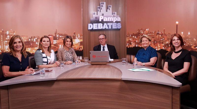 Pampa Debates: convidadas debatem sobre acontecimentos do RS